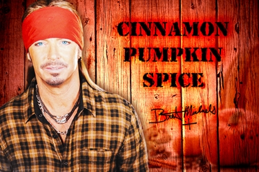 Bret Michaels Cinnamon Pumpkin Spice Candle - Medium Jar Bret Michaels, Brett Michaels, Bret Micheals, Brett Micheals, LIfestyle, Style, Life, Collection, Home, Inspiration, gifts, candle, coffee, cinnamon pumpkin spice