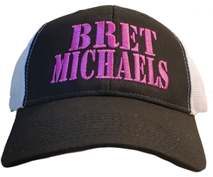 Bret Michaels Pink Hat Bret Michaels, Brett Michaels, Bret Micheals, Brett Micheals, LIfestyle, hat, pink