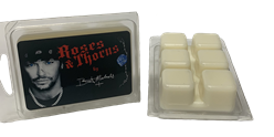 Bret Michaels Roses & Thorns Candle - Wax Melts