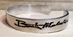 Bret Michaels Diabetes Alert Aluminum Cuff - ALUMCUFFDIABETIC