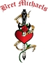 Bret Michaels Every Rose Temporary Tattoo