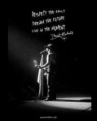 Inspirational Photo - Respect - Dream - Live