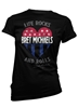 Life Rocks Women's Tee Bret Michaels, Brett Michaels, Bret Micheals, Brett Micheals, Lifestyle, tee, shirt, inspiration, life rocks, graphic