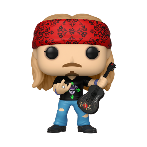 Bret Michaels Funko Pop!