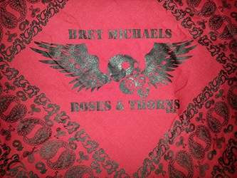 Roses & Thorns Scented Bandana
