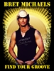 Find Your Groove Tee Bret Michaels, Brett Michaels, Bret Micheals, Brett Micheals, LIfestyle, tee, shirt, find your groove