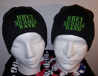 Bret Michaels Band Skull Cap